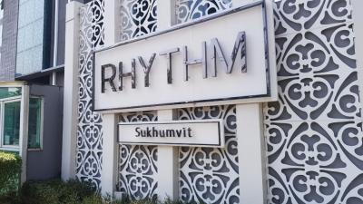 เช่าคอนโดอ่อนนุช อุดมสุข : For Rent Rhythm Sukhumvit 50 2 mins from BTS Onnut  0645414424