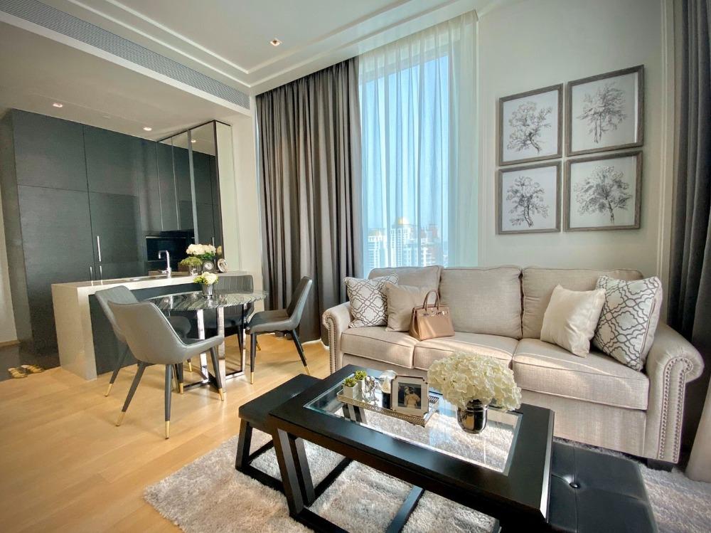 For RentCondoWitthayu, Chidlom, Langsuan, Ploenchit : ✨For Rent Lavish Exclusive 2 Bed, 28 Chidlom✨