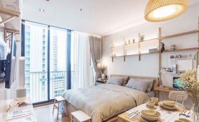 For RentCondoSukhumvit, Asoke, Thonglor : 0011-Y😊 For RENT 1 Bedroom for rent near BTS Phromphong, just 650 m. 🏢 Park 24 Project