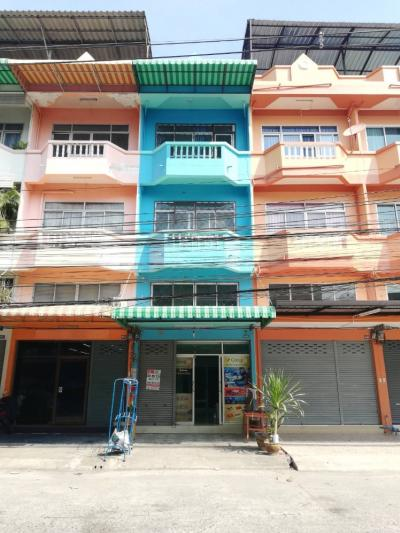 For SaleShophouseNawamin, Ramindra : Sell Commercial Building, Thong Satit 6 Village, Silk Road 78