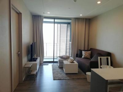 For RentCondoBang Sue, Wong Sawang : 1 bedroom 333 Riverside condo for rent, river view