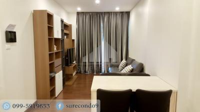 For RentCondoSathorn, Narathiwat : 😊 For RENT 1 bedroom, Pool view 🚄near BTS Surasak, just 4 minutes 🏢 Supalai Lite Sathorn-Charoenrat Project