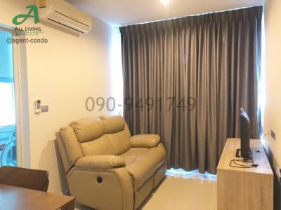 For RentCondoOnnut, Udomsuk : Condominium for Rent the Sky Sukhumvit 2 1 Bedroom with bathroom