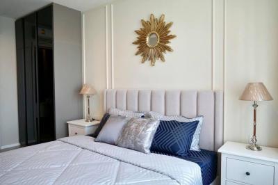 เช่าคอนโดบางซื่อ วงศ์สว่าง เตาปูน : ให้เช่า 333 ริเวอร์ไซด์ 1ห้องนอน ตกแต่งสวย