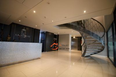 For SaleCondoWitthayu,Ploenchit  ,Langsuan : Condo for sale Maertro 02 Ruamrudee 2 (corner room) 2 bedrooms near BTS Ploenchit