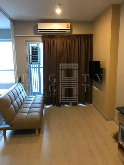 เช่าคอนโดท่าพระ ตลาดพลู : For Rent The Tempo Grand Sathon-Wutthakat (31 sqm.)