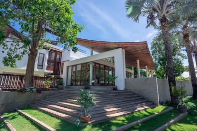 For SaleHouseHua Hin, Prachuap Khiri Khan, Pran Buri : Pool Villa for Sale at Pranburi