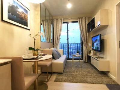 เช่าคอนโดพระราม 9 เพชรบุรีตัดใหม่ : FOR RENT - The Niche Pride Thonglor - Petchburi 1 bedroom 15,000 a month
