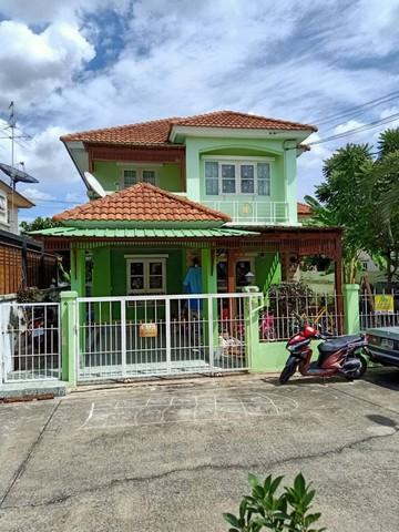 ขายบ้านบางกรวย ราชพฤกษ์ : ขายบ้านเดี่ยว2ชั้นซอยสวนผัก32หมู่บ้านชวนชื่นปิ่นเกล้าใกล้ทางด่วนศรีรัช วงแหวนกาญจนา