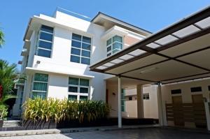 ขายบ้านเกษตรศาสตร์ รัชโยธิน : ขายบ้านเดี่ยว 3 ชั้น บ้านใหม่ พร้อมอยู่ ซอยพหลโยธิน 30