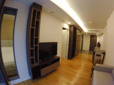 For RentCondoWitthayu,Ploenchit  ,Langsuan : Focus Ploenchit (1 bed 48 Sqm) @BTS Ploenchit &Nana 30,000 THB