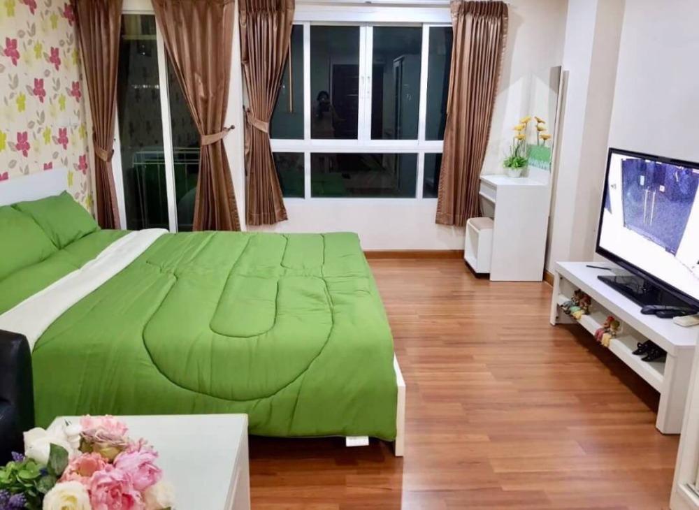 For RentCondoRama9, RCA, Petchaburi : ✨Special Price! For Rent Studio PG Rama IX near MRT✨