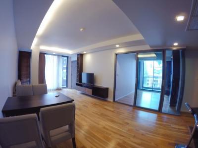 For RentCondoWitthayu,Ploenchit  ,Langsuan : Focus @BTSPloenchit (2 bed+1 dressing room)90 Sqm 45,000 THB ( Best Price !!)