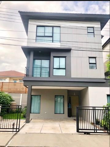 For RentHouseRama 2, Bang Khun Thian : RH298 House for rent in Klang Muang Rama 2 Soi 50 near Central Rama 2.