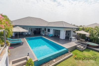 ขายบ้านหัวหิน ประจวบคีรีขันธ์ : Modern Villa for Sale at Hua Hin Soi 70