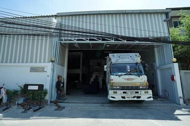 เช่าโกดังรัชดา ห้วยขวาง : ให้เช่าโกดังซอยลาดพร้าว34 พื้นที่ 360 ตร.ม.ใกล้MRTลาดพร้าว รถใหญ่เข้าได้