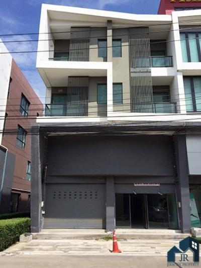 ขายตึกแถว อาคารพาณิชย์นวมินทร์ รามอินทรา : ขายตึก B Avenue สุขาภิบาล5