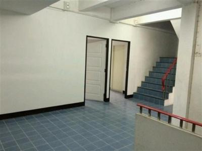 For SaleShophouseOnnut, Udomsuk : Commercial building for sale, 4.5 floors, 2 booths, Soi Onnut 44, Sukhumvit 77