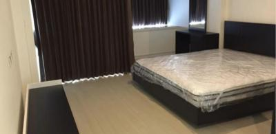 For RentCondoRama9, RCA, Petchaburi : For rent, Condo TC Green Rama 9. Area 30 sqm. High floor, no bock view
