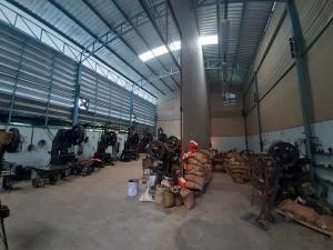 For RentFactoryMahachai Samut Sakhon : Rental factory, warehouse, Samut Sakhon, Bang Nam Chu, Rama 2, Ekachai, Bang Bon, 1 rai, Rong Ror 4, rent 85,000
