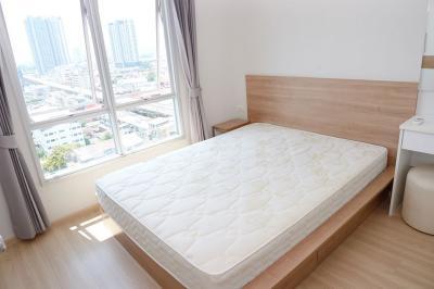 เช่าคอนโดบางซื่อ วงศ์สว่าง เตาปูน : A0759 ++RENT++ ริชพาร์ค 2 @เตาปูน อินเตอร์เชนจ์ 1 นอน ขนาด 35 ตรม. ชั้น 16 ห้องมุม *MRT เตาปูน
