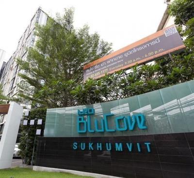 For SaleCondoOnnut, Udomsuk : For Sell Ideo Blucove Sukhumvit near to BTS Udomsuk 50metre size 34 SQM 10th floor
