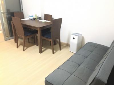 For RentCondoRama9, RCA, Petchaburi : For Rent Supalai Veranda Rama 9 Unit 349/336