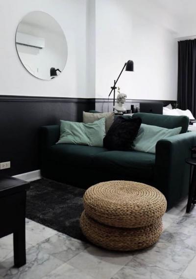 For RentCondoSathorn, Narathiwat : A0804 ++ RENT ++ Lumpini Place Sathorn Studio size 31 sqm. 9th floor, newly decorated, very beautiful room * BTS Chong Nonsi / MRT Lumpini