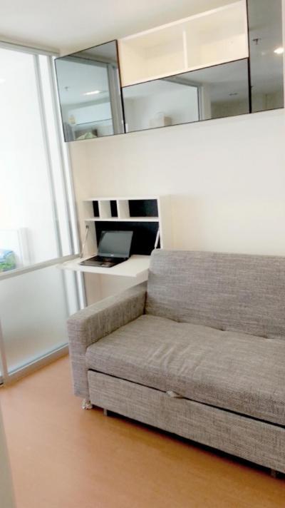 For RentCondoBangna, Lasalle, Bearing : Condo for Rent 1 bedroom @ LUMPINI MegaCity Bangna-Trad KM7. Next to Mega Bangna Shopping Centre & IKEA