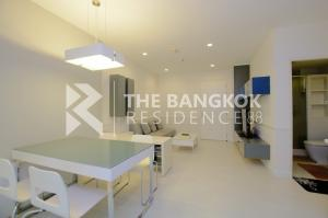 For RentCondoRatchadapisek, Huaikwang, Suttisan : The room Ratchada ladprao for rent 2 bedrooms 1 large bathroom, fully furnished, ready to move in