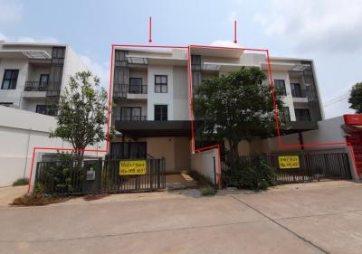 For RentHome OfficeRamkhamhaeng, Hua Mak : For rent, Home Office, Villa Bello, Krungthep Kreetha, Ramkhamhaeng, Rama 9, International school, Area 41 sq.w. Price 65,000 / month