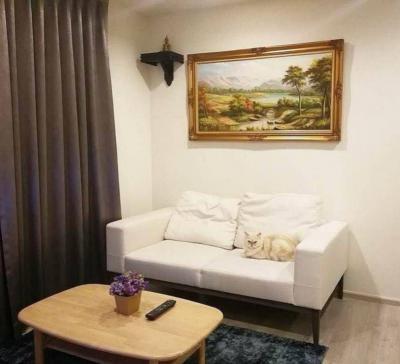 ขายคอนโดเกษตรศาสตร์ รัชโยธิน : Chambers Chaan Ladprao-Wanghin 2 bedrooms ห้องใหญ่ 41.50 sqm ใกล้เมเจอร์ รัชโยธิน 4.89 ล้าน