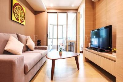 For RentCondoSilom, Saladaeng, Bangrak : For Rent Klass Silom (34 sqm.)