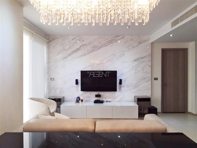 For SaleCondoSukhumvit, Asoke, Thonglor : HQ Thonglor 2 bedrooms Big Size 100 Sqm 31.12 MB!!