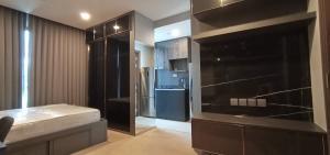 เช่าคอนโดสยาม จุฬา สามย่าน : ให้เช่า Ashton Chula-Silom 25ตรม. ห้องใหม่มือ1 ราคาดีมาก 20,000 บาท MRT สามย่าน - จุฬา