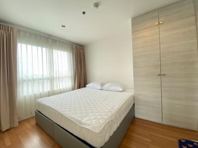 For RentCondoRama9, RCA, Petchaburi : SK00780 For rent Lumpini Park Rama 9-Ratchada (RCA) 1 bedroom, size 37.8 sq m, ready to move in.