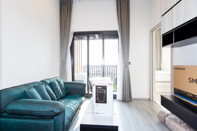 For RentCondoOnnut, Udomsuk : For Rent The Line Sukhumvit 101 ready to move in