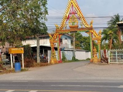 For SaleLandLop Buri : Lopburi land, land area of 12 rai 2 ngan for sale