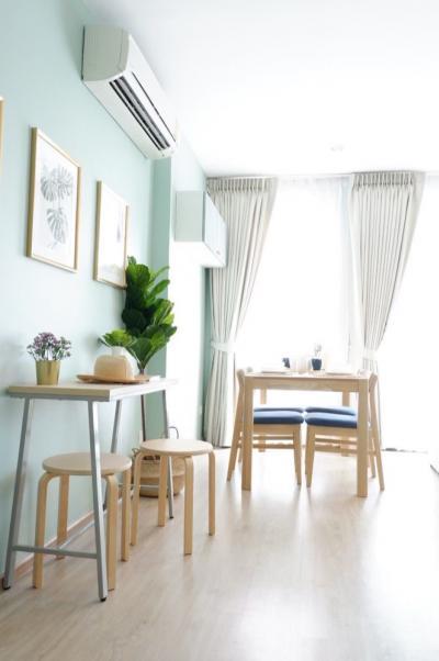 For SaleCondoSiam Paragon ,Chulalongkorn,Samyan : Condo for sale ideo chula samyan 2 bedrooms 1 bathroom pool view
