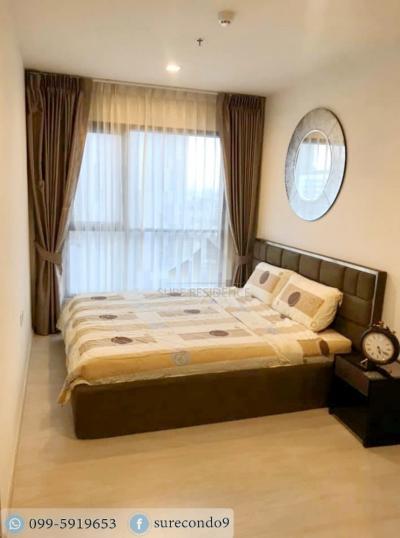 For SaleCondoOnnut, Udomsuk : 0391-A😍 For SELL ขาย 2 ห้องนอน 🚄ใกล้ BTS พระโขนง 🏢 ไลฟ์ สุขุมวิท 48 Life Sukhumvit 48🔔พื้นที่:47.00ตร.ม.💲ราคาขาย:5,350,000.-บาท📞นัดชมห้อง:099-5919653 ✅LineID:@sureresidence