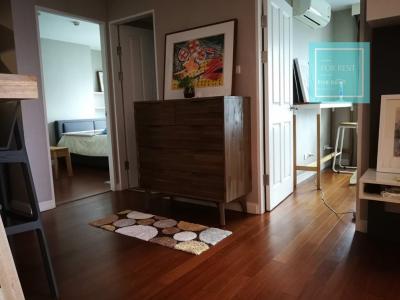 เช่าคอนโดพระราม 9 เพชรบุรีตัดใหม่ : Belle Grand Rama9 ขนาด 67ตรม. เพียง 33,000 บาท ชั้น 32 วิวสวยมากๆ (รับโคเอเจนท์)