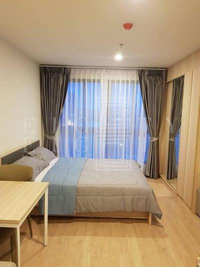For RentCondoBangna, Lasalle, Bearing : For Rent Ideo O2 (28 sqm.)
