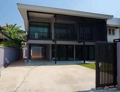 For RentHome OfficeLadprao 48, Chokchai 4, Ladprao 71 : Home office modern for rent, loft style, Chokchai 4 villages, Ruamchok