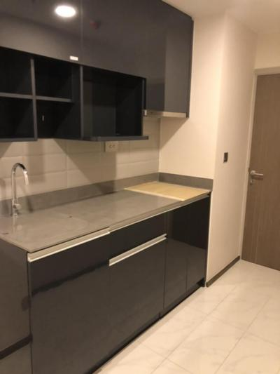 For SaleCondoRatchathewi,Phayathai : Sell ideo q siam, 2 bedrooms, 1 bathroom, high floor, beautiful city view, cheapest price now !!