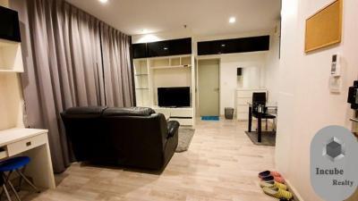 เช่าคอนโดพระราม 9 เพชรบุรีตัดใหม่ : P12CR2001002 Rent Ideo Mobi rama 9 2 Bed 29000