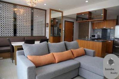 เช่าคอนโดวงเวียนใหญ่ เจริญนคร : P17CR2001057 Rent Villa Sathorn 2 Bed 36000