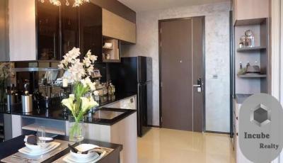 For RentCondoRama9, RCA, Petchaburi : P12CR2001013 Rent The Line Asoke - Ratchada 1 Bed 23000