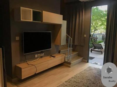 เช่าคอนโดพระราม 9 เพชรบุรีตัดใหม่ : P12CR2001024 Rent Ideo Mobi rama 9 1 Bed 22000