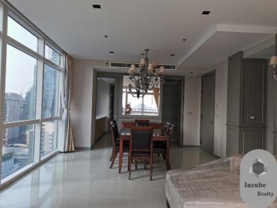 เช่าคอนโดวิทยุ ชิดลม หลังสวน : P17CR2003036 Rent Athenee Residence 2 Bed 90000