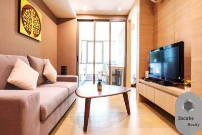 For RentCondoSilom, Saladaeng, Bangrak : P17CR2003039 Rent Klass Condo Silom 1 Bed 25000